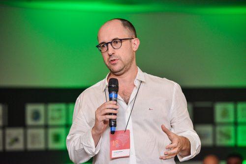 Humberto Dantas - Coordenador do MLG