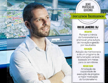 Série Agenda Positiva: a lei da meritocracia ? Rio de Janeiro
