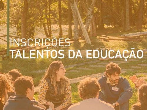 Fundação Lemann busca líderes da educação para o programa Talentos da Educação 2016