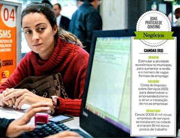 Série Agenda Positiva: receita para crescer - Canoas-RS