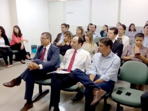Secretário Joaquim Mesquita participa de encontro do programa Goiás Mais Competitivo