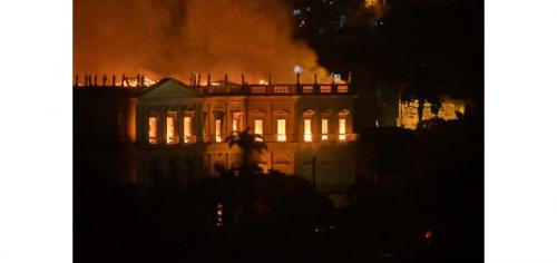 De quem é a culpa pelo incêndio do Museu Nacional?