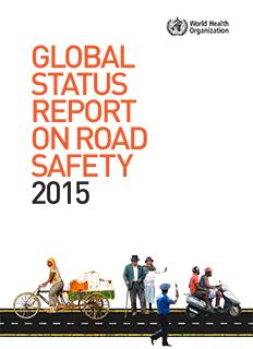 OMS lança Relatório de Status Global sobre Segurança Viária