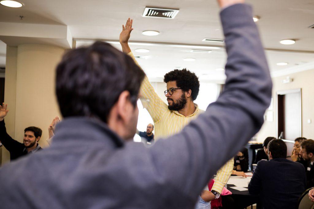 Imagem de líderes da pós-graduação MLG