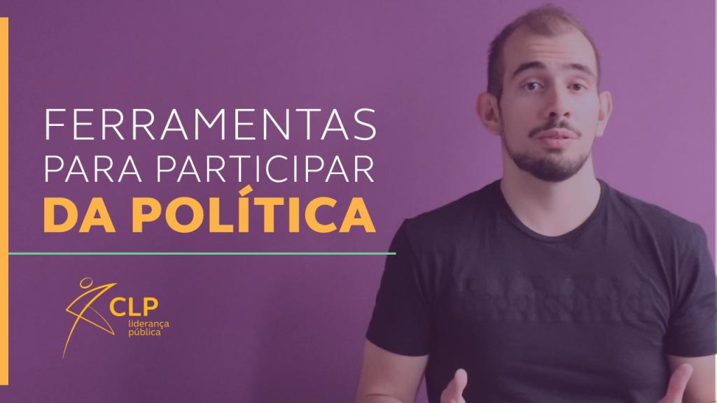 Como participar da política