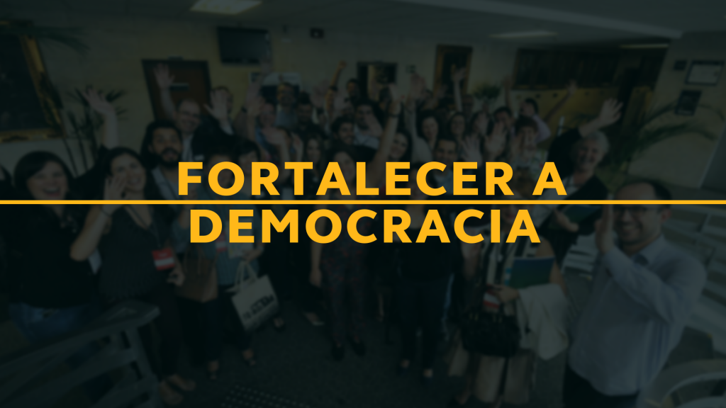 Fortalecer a Democracia