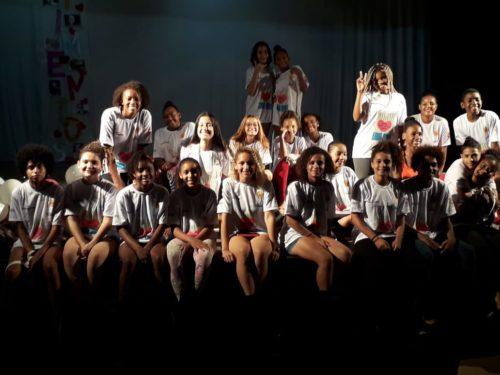 Imagem de jovens do municípios de Três Rios (RJ)