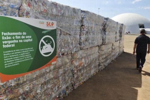 Pilar de Sustentabilidade Ambiental - Ranking de Competitividade Ambiental - Exposição do SLU reforça importância da coleta seletiva