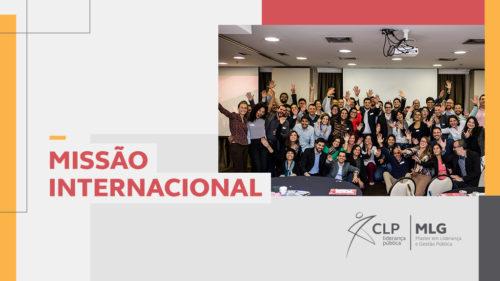 Missão Internacional: A experiência em outro país que o MLG proporciona