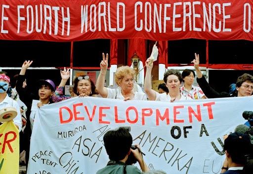 25 anos da Declaração de Pequim: A representação da mulher no poder