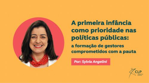 A primeira infância como prioridade nas políticas públicas
