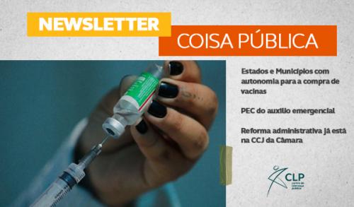 Coisa Pública: Qual o melhor modelo da PEC do novo auxílio emergencial?